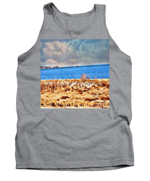 Harbor Of Tranquility Tank Top