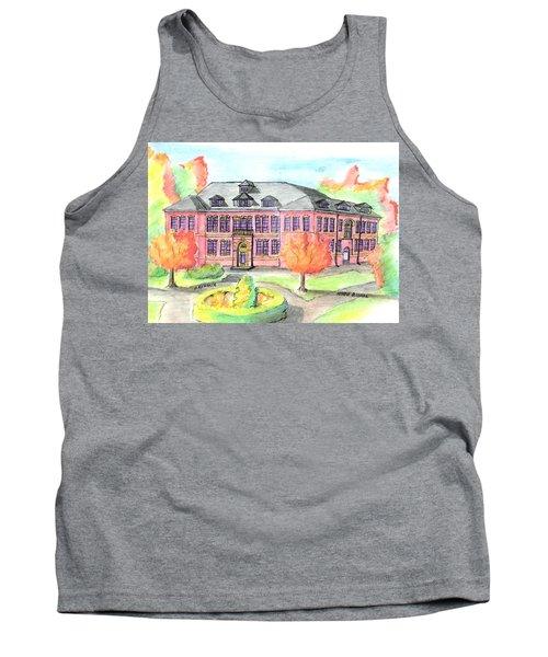Hardie Building Beverly Tank Top