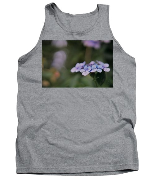 Hardy Blue Tank Top