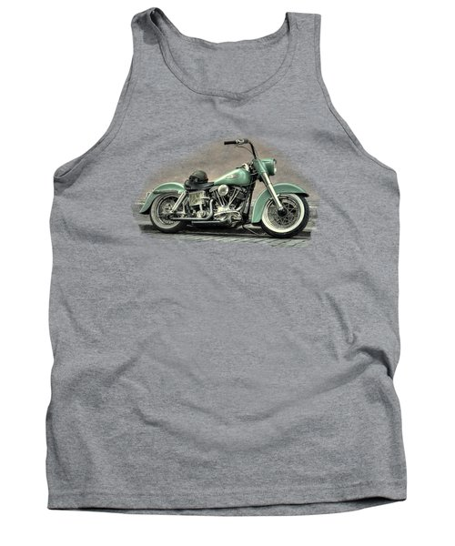 Harley Davidson Classic  Tank Top by Movie Poster Prints