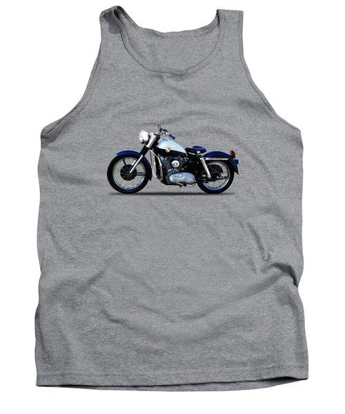 Harley Davidson Sportster 1957 Tank Top