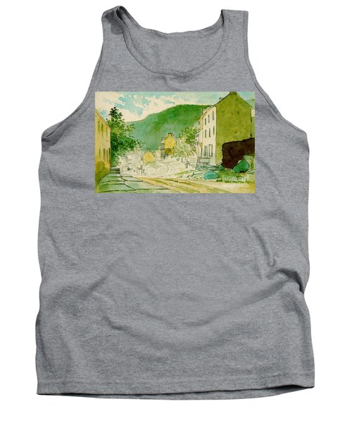 Harpers Ferry West Virginia 1873 Tank Top by Padre Art