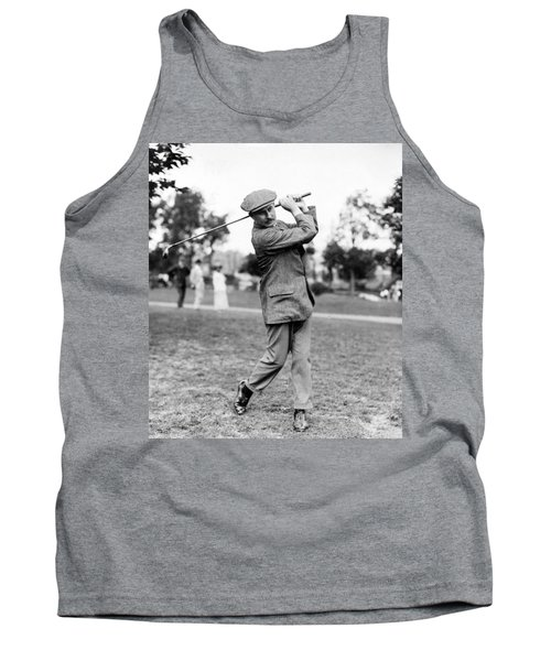 Harry Vardon - Golfer Tank Top