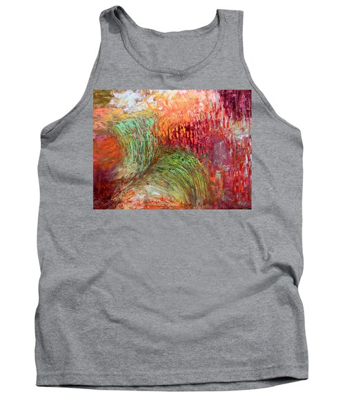 Harvest Abstract Tank Top