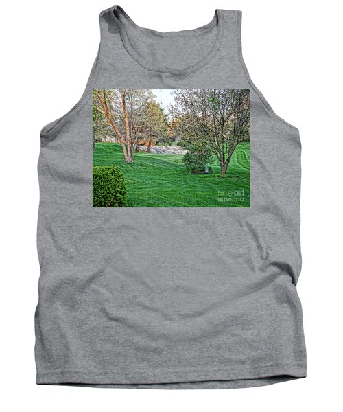 Harwycke Commons  Tank Top