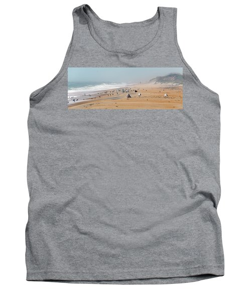 Hatteras Island Beach Tank Top