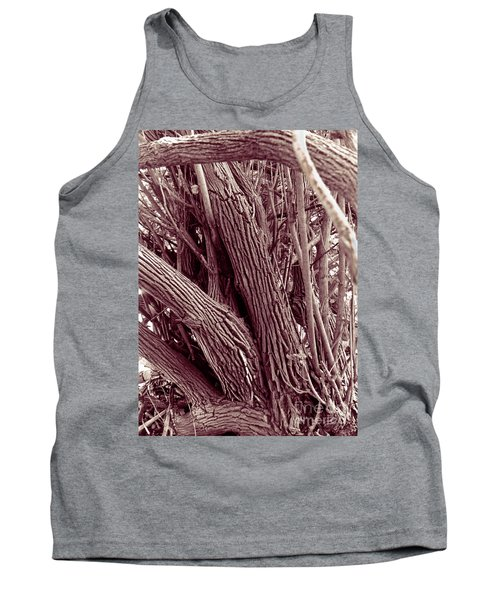 Tank Top featuring the photograph Hau Trees by Mukta Gupta