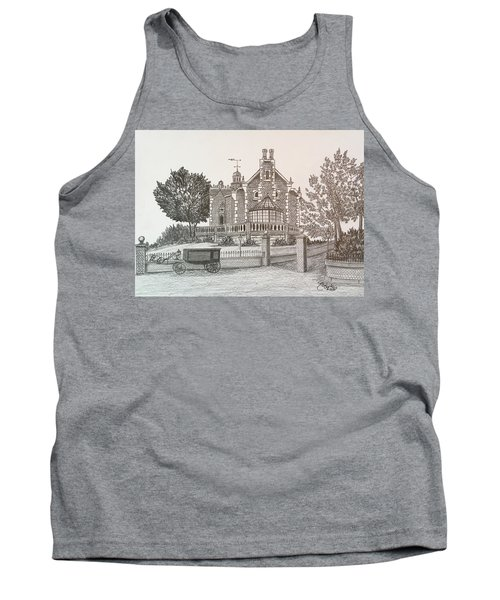 Haunted Mansion  Tank Top