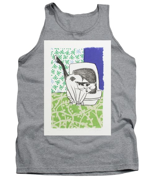 Have You Even Seen The Litter Tank Top by Leela Payne