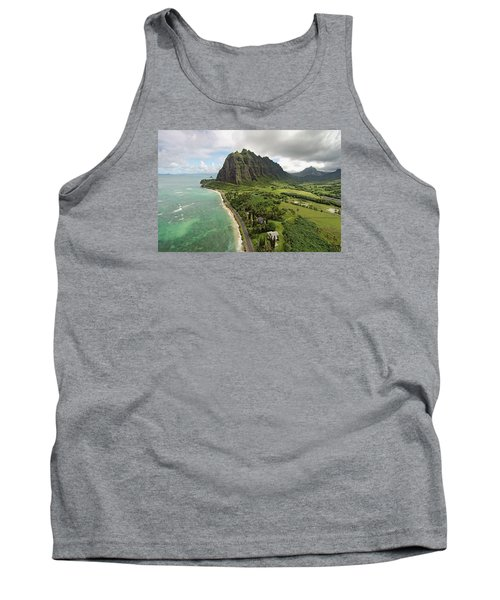 Hawaii Beauty Tank Top by James Roemmling