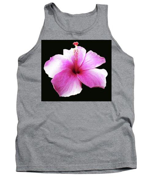 Hawaiian Flower Tank Top