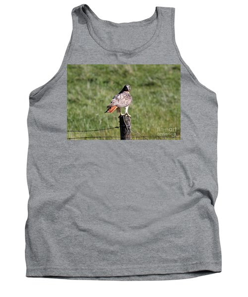Hawk And Snake Tank Top