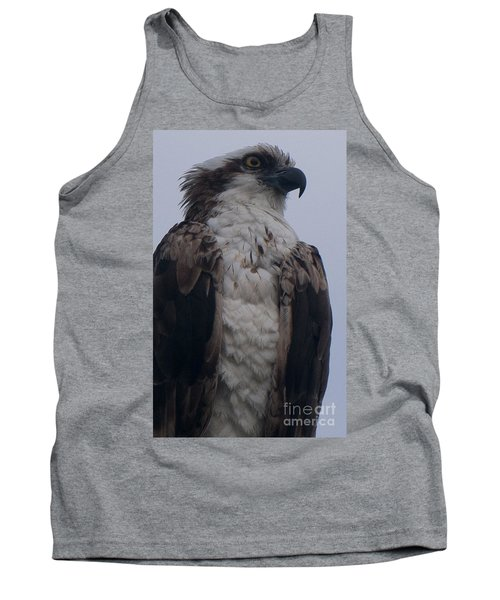 Hawk Looking Into The Distance Tank Top