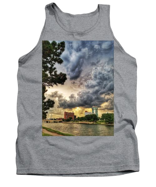 Hdr Ict Thunder Tank Top