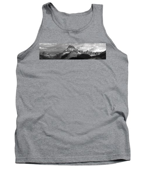 Tank Top featuring the photograph Head And Shoulders by David Andersen
