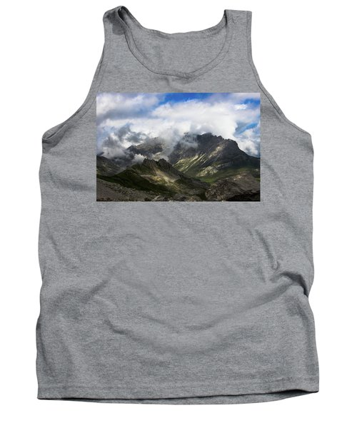 Head In The Clouds Tank Top
