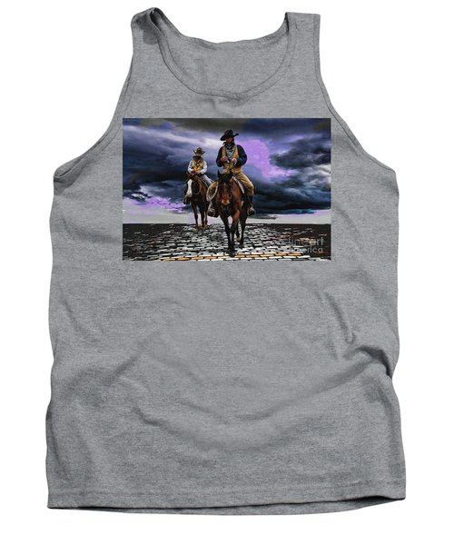 Headed Home Tank Top