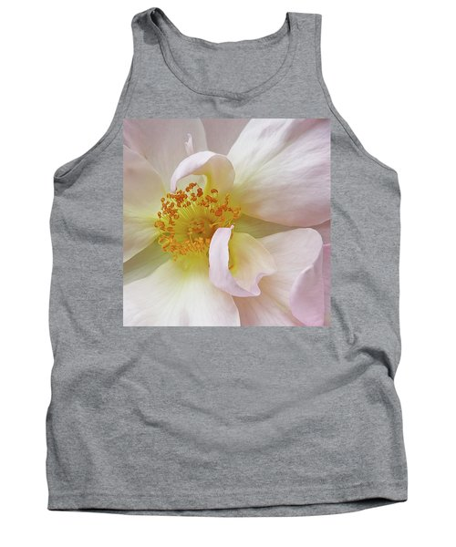 Heart Of The Rose Tank Top