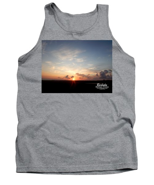 Hearts In The Distance Tank Top