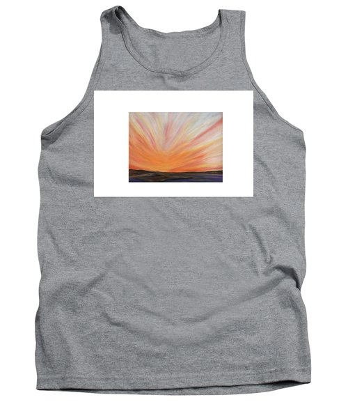 Heat On The Bay Tank Top