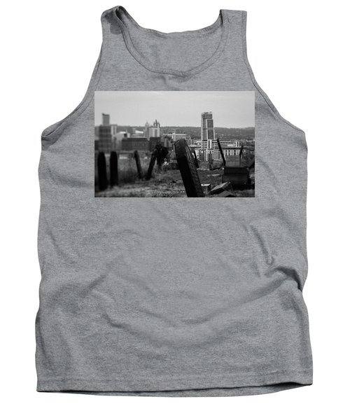 Heaven And Earth Tank Top