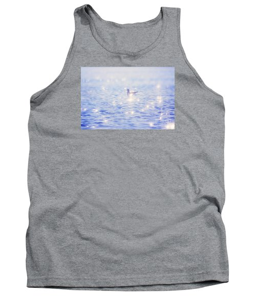Heaven On The Lake- Lake Mary Ronan  Tank Top