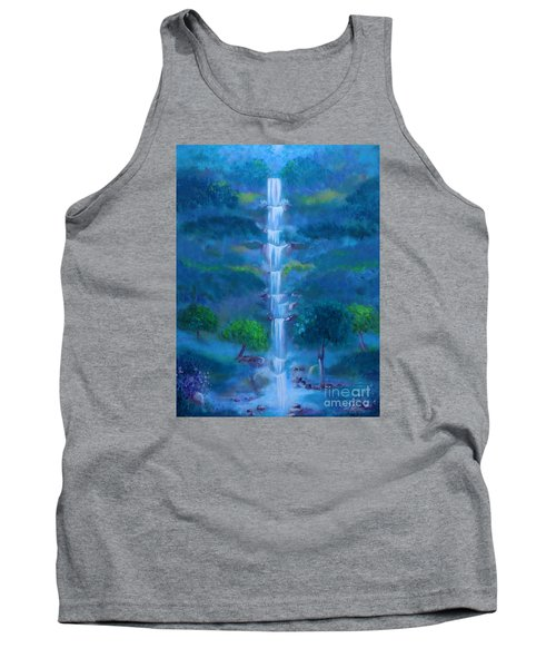 Heavenly Falls Tank Top by Stacey Zimmerman
