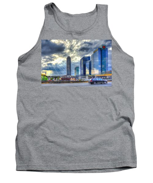 Heavens Door Midtown Atlanta Georgia Tank Top