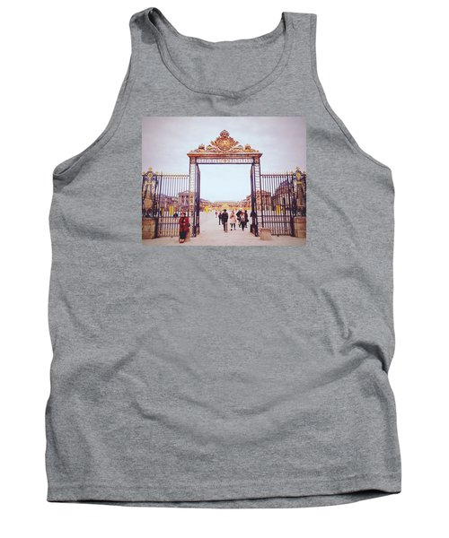 Heaven's Gates Tank Top by Ashley Hudson