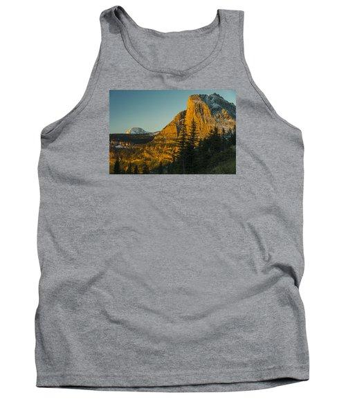 Heavy Runner Mountain Tank Top