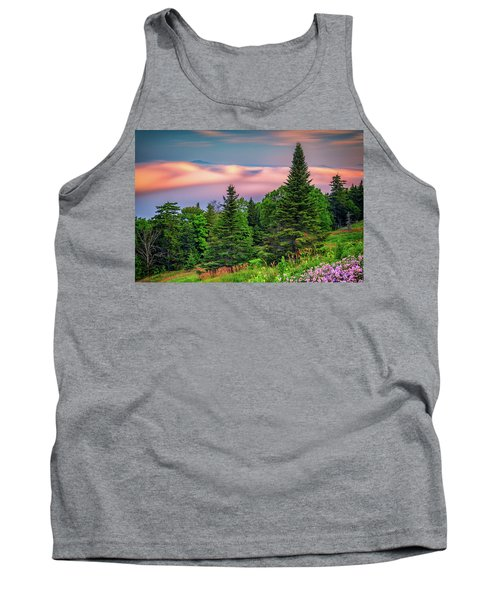 Tank Top featuring the photograph Height Of Land by Rick Berk