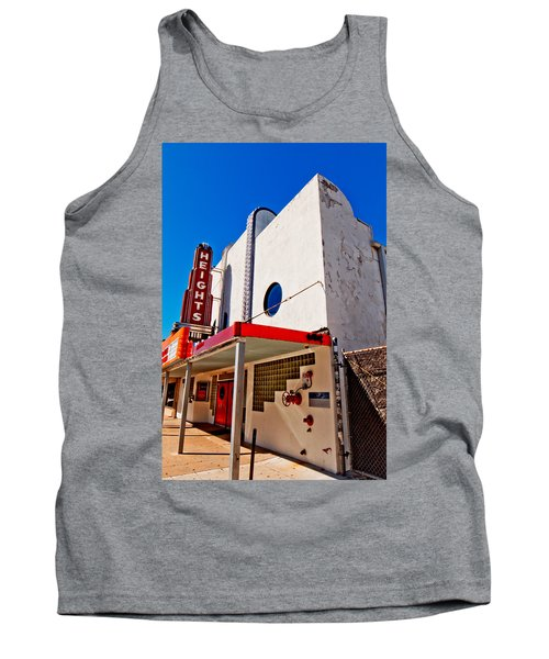 Heights Movie Theater Tank Top