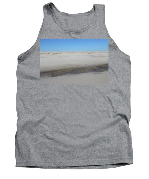 Helecopter Shirley New York Tank Top