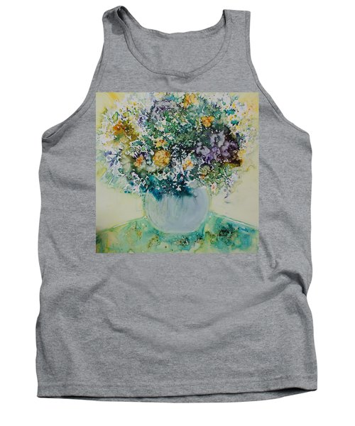 Herbal Bouquet Tank Top
