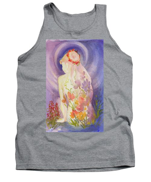Herbal Goddess  Tank Top