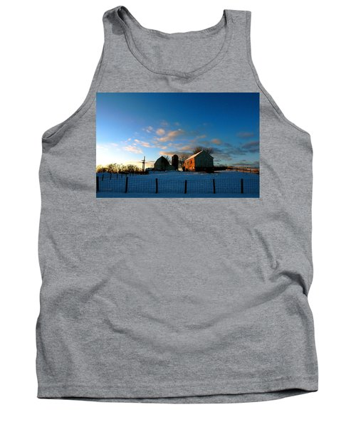 Here It Comes Tank Top