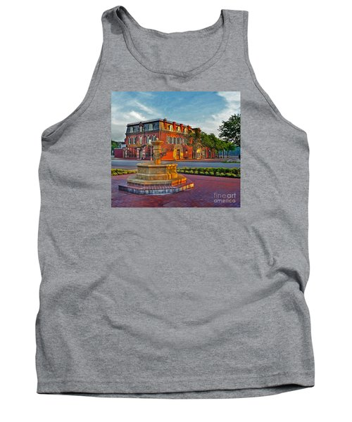 Hermannhof Festhalle Tank Top by William Fields