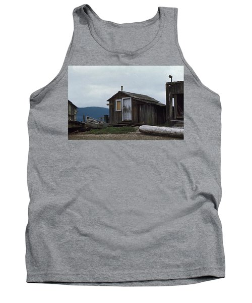 Tank Top featuring the photograph Hermit by Laurie Stewart