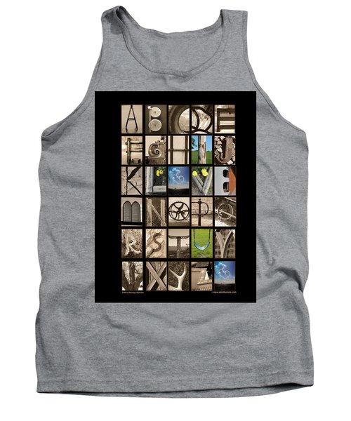 Hidden Message Tank Top