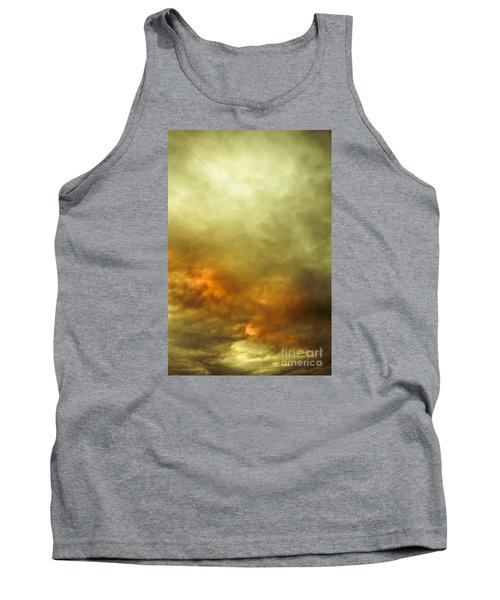 Tank Top featuring the photograph High Pressure Skyline by Jorgo Photography - Wall Art Gallery