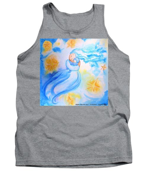 Higher Then The Stars Tank Top