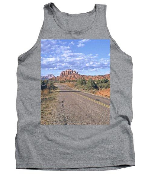 Highway To Sedona Tank Top