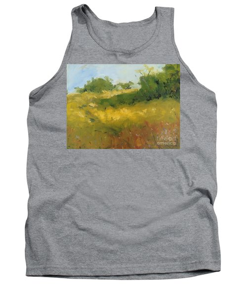 Hill In Richmond Tank Top