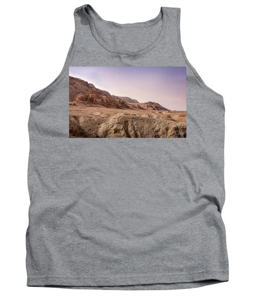 Hills By The Dead Sea Tank Top