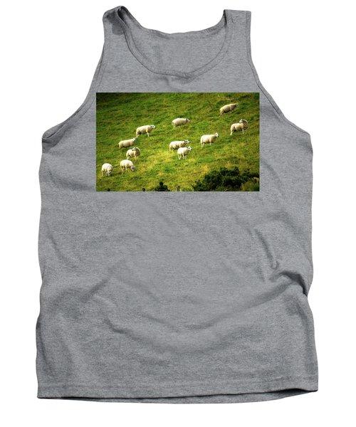 Hillside Pasture Tank Top
