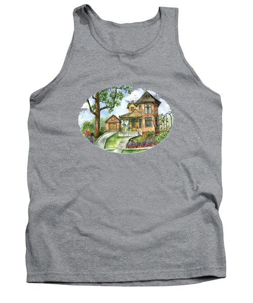 Hilltop Home Tank Top by Shelley Wallace Ylst