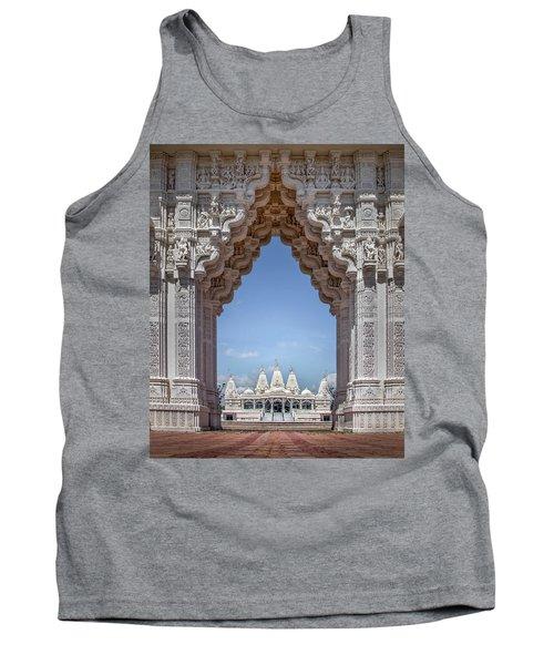 Hindu Architecture Tank Top