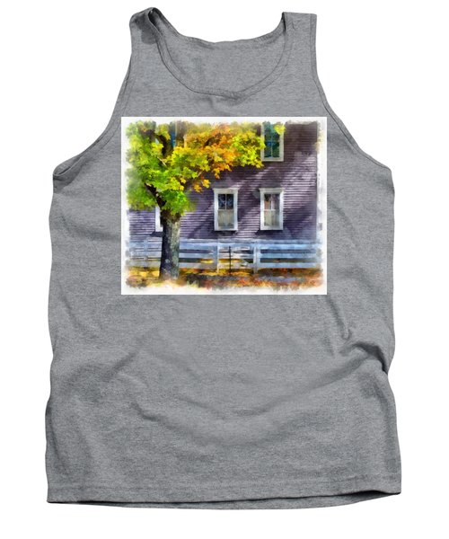 Hints Of Fall Tank Top
