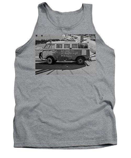 Hippie Van, San Francisco 1970's Tank Top