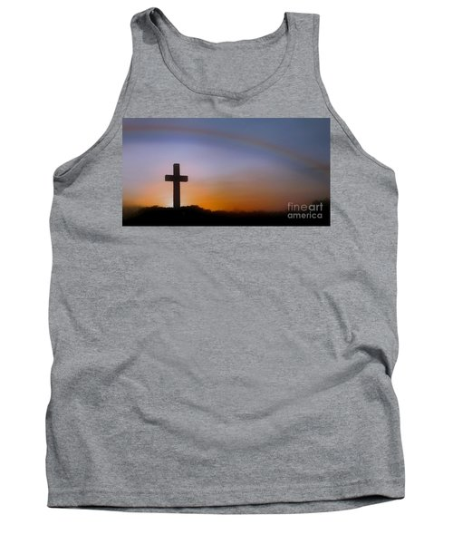 Tank Top featuring the photograph His Promise by Benanne Stiens